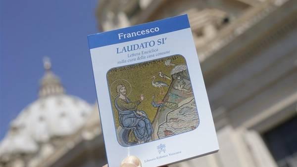 Encíclica Laudato Si. FOTO: Periodista Digital.