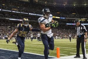 Graham touchdown
