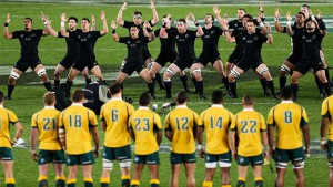 Balie Haka de la selección de Nueva Zelanda