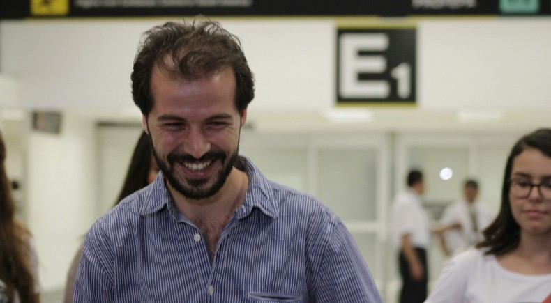 Essa Hassan se convirtió en el primer estudiante sirio llegado a México. FOTO: 24 Horas