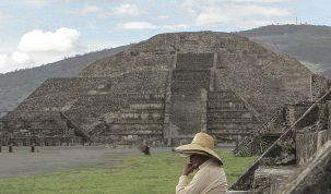 Foto:  Aurora Ramírez   Teotihuacán 2011