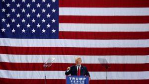 Foto: (Reuters/Carlo Allegri) | Donald Trump.