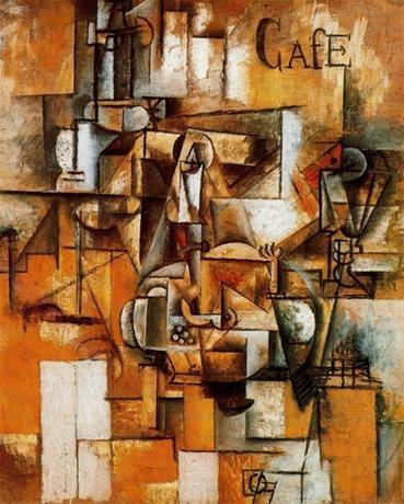 La paloma con guisantes/Picasso.