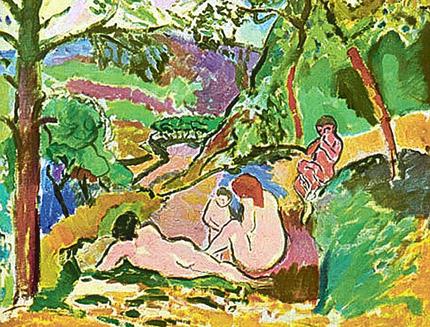 La pastorale, de Henri Matisse.