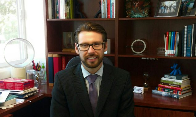 Director de Ingeniería en Innovación y Diseño, Javier Alejandro Tiscareño Pedroza.
