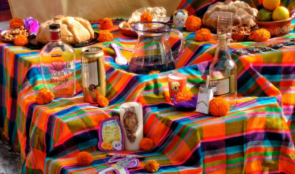 Altar-Zapata. Créditos Fabiola Nava.