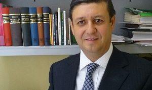 Dr. Francisco Jiménez Reynoso, catedrático e investigador de la Universidad de Guadalajara (UdeG) y exsecretario de Asuntos Jurídicos del Estado de Jalisco.