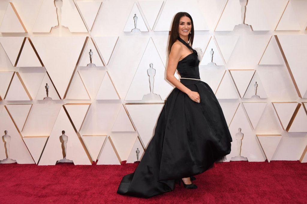 Penélope Cruz, vestida de Chanel