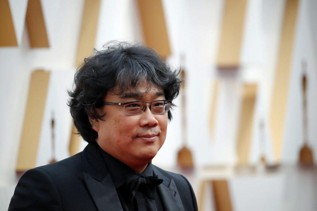 Bong Joon-Ho, director de Parasite la película del año.