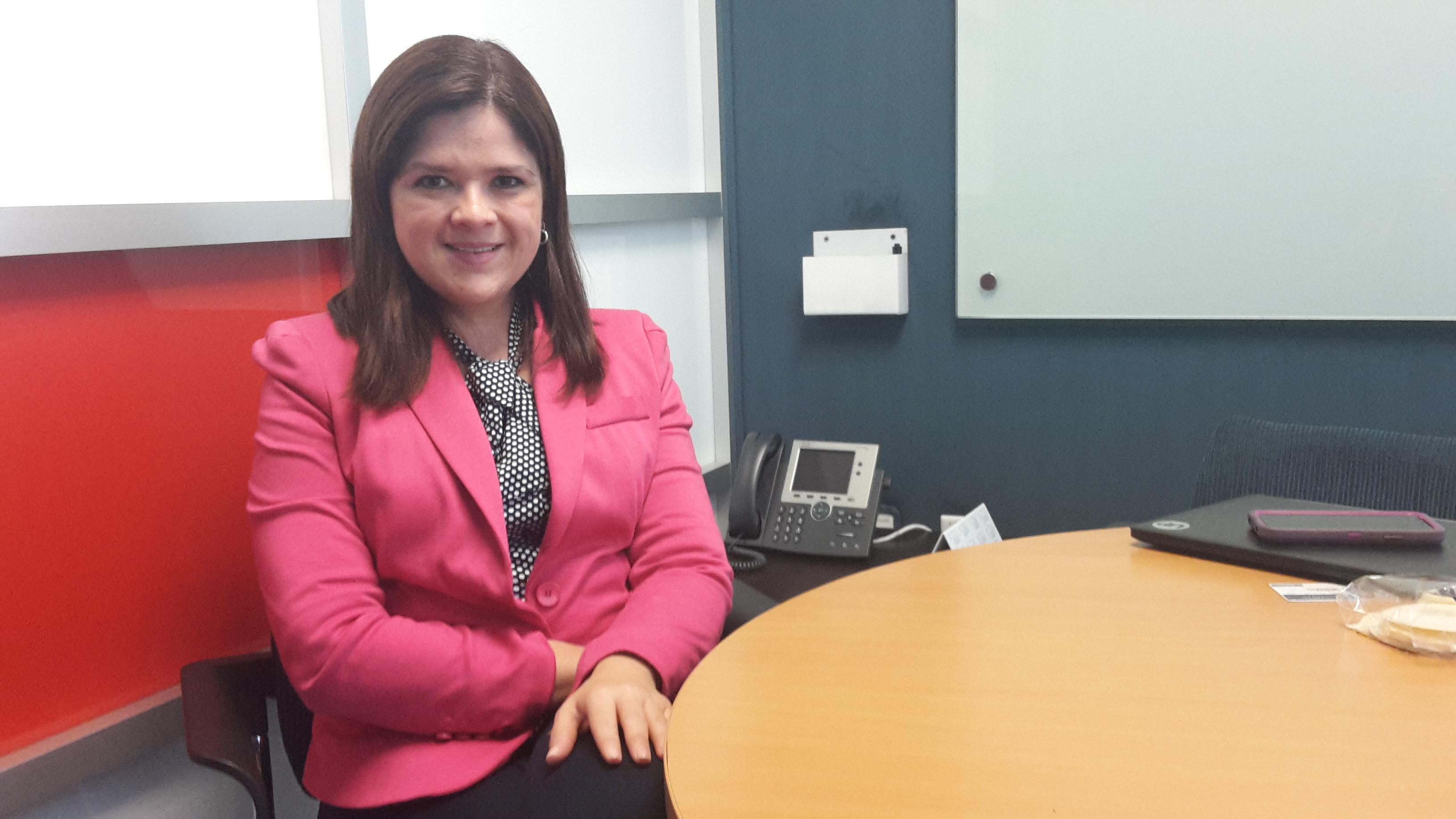 Violeta Corona Cabrera, Profesora Investigadora de la Academia de Mercadotecnia de la Universidad Panamericana Guadalajara
