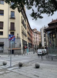 Zonas en Madrid completamente solas.