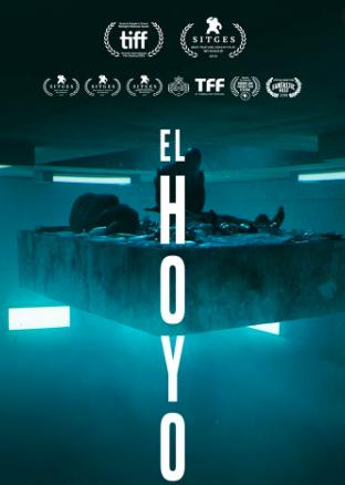 """""""El hoyo"""" el thriller español de tendencia es una representación simbólica de la sociedad; designa un mundo espeluznante en la cinta."""