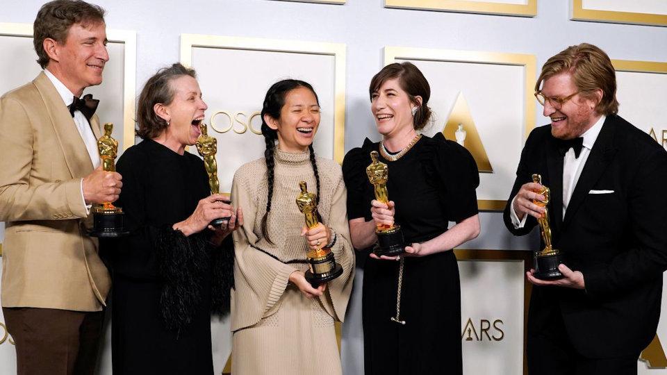 Galardonados en los Oscars 2021
